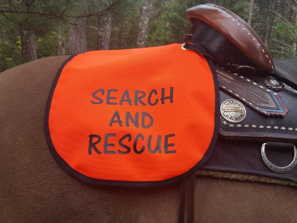 Be-Seen Search and Rescue Croup Covers